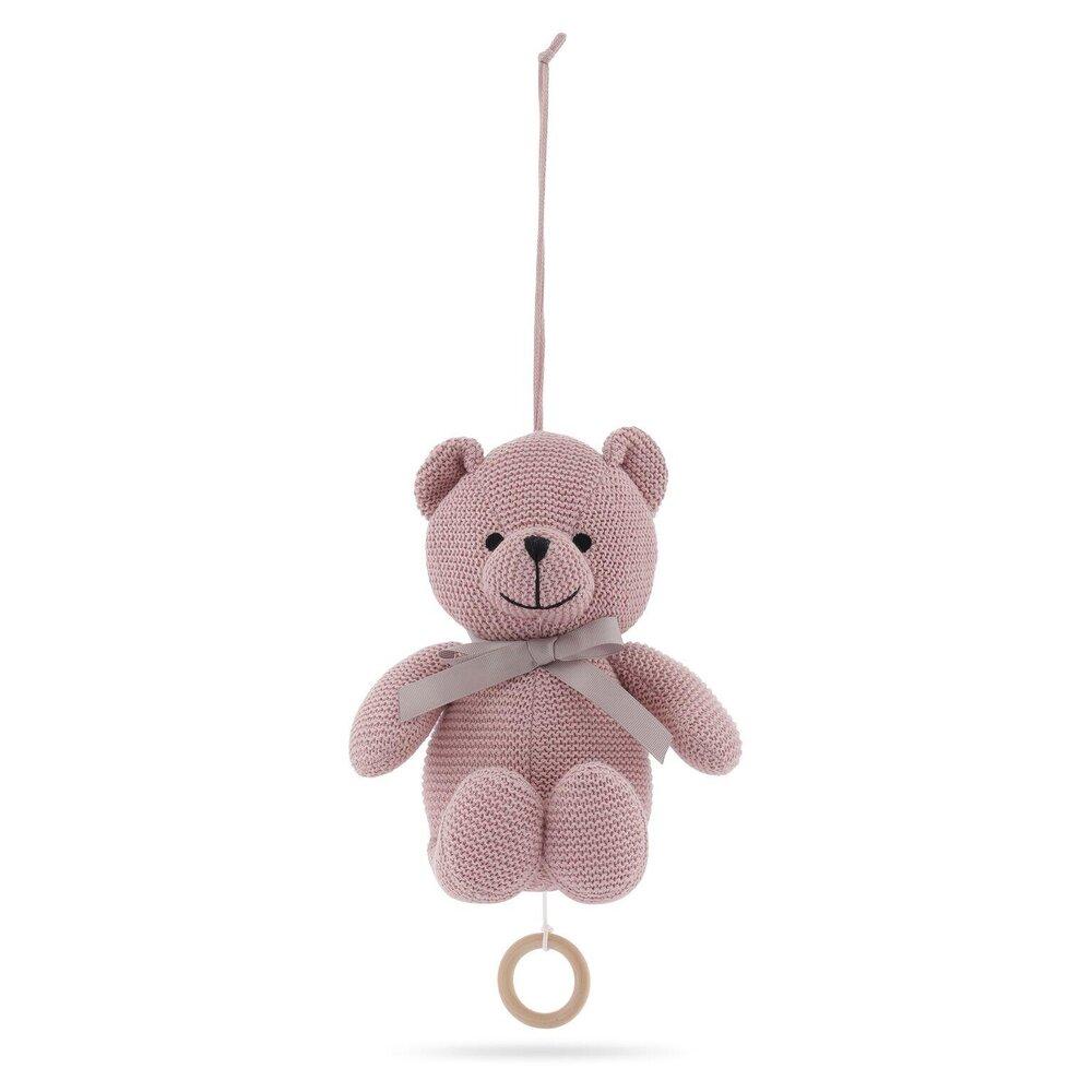 Image of VANILLA COPENHAGEN Little Teddy, Musik Bamse - Rose (0c1d19c3-3fbe-41f8-bdf0-5bdfc2f22999)