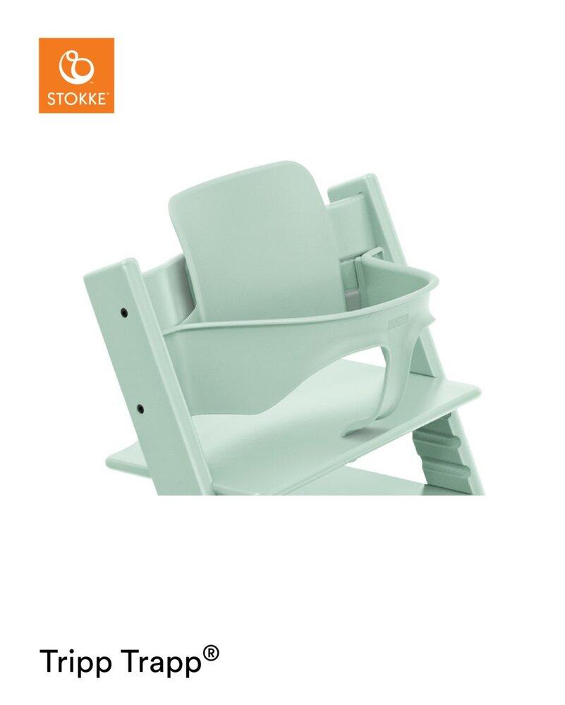 Image of TRIPP TRAPP® babysæt - soft mint (9bb40421-cd4d-47d9-a0fa-5113f9709f1c)