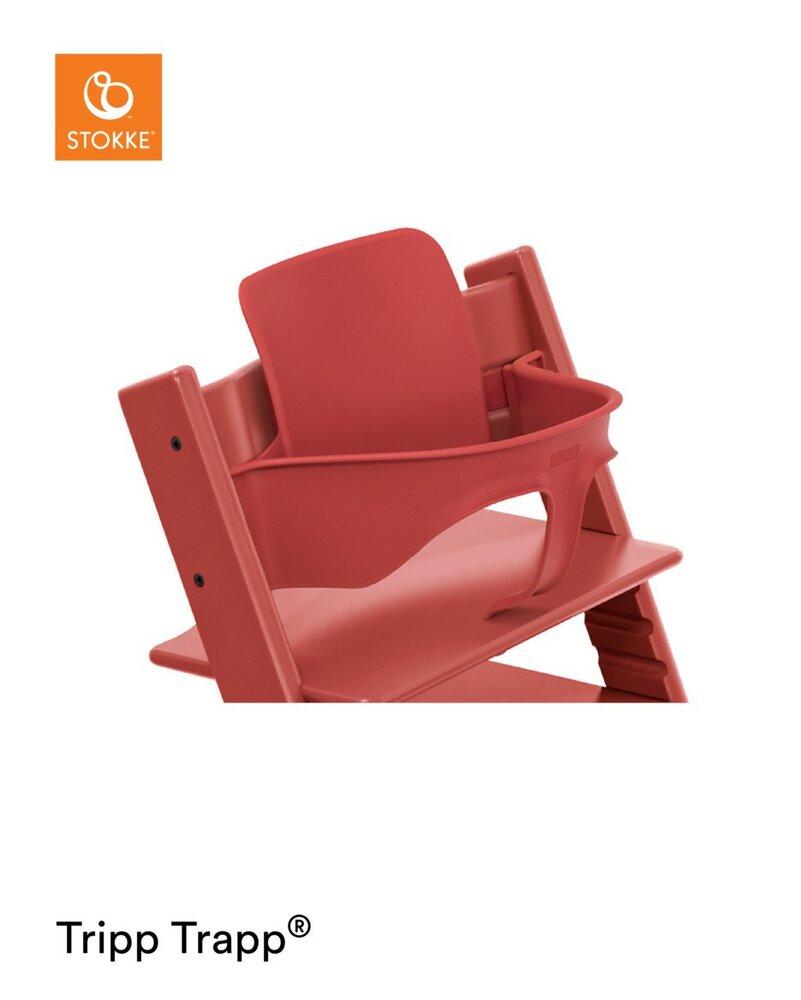Image of TRIPP TRAPP® Babysæt - warm red (ff5dac50-26da-4ebd-8b68-3862f2618fc3)