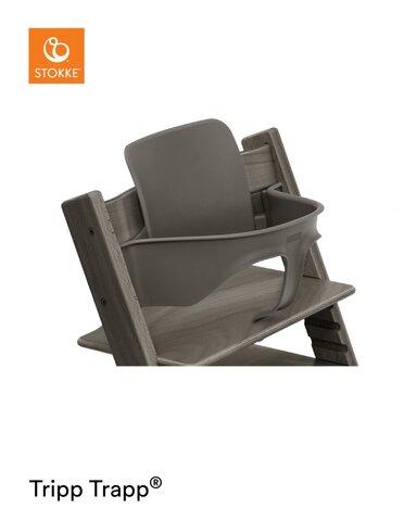 Babysæt - hazy grey