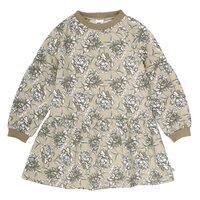 Boom bell sleeve kjole - 018061701