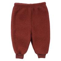 Woolly fleece bukser - 019143501