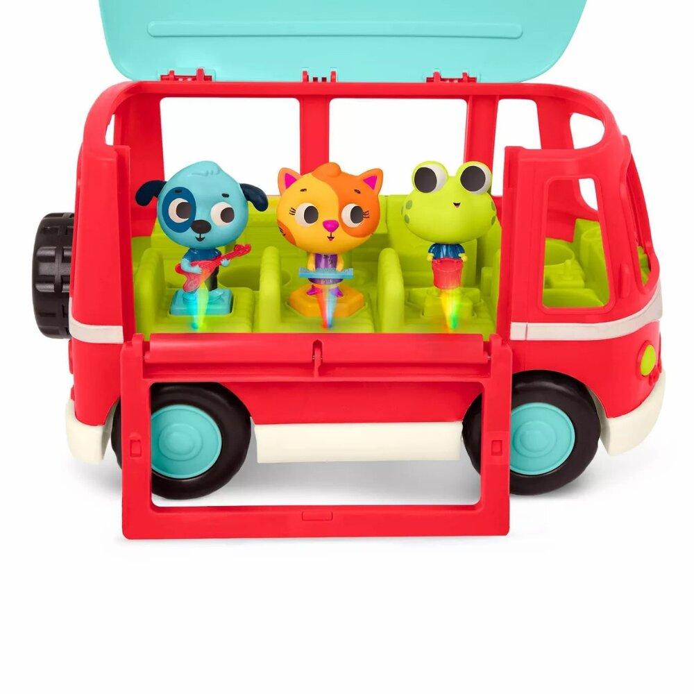 Image of B Toys Musikalsk bus (d4ec7f44-af4c-4db1-ae9d-2507ca4c2804)