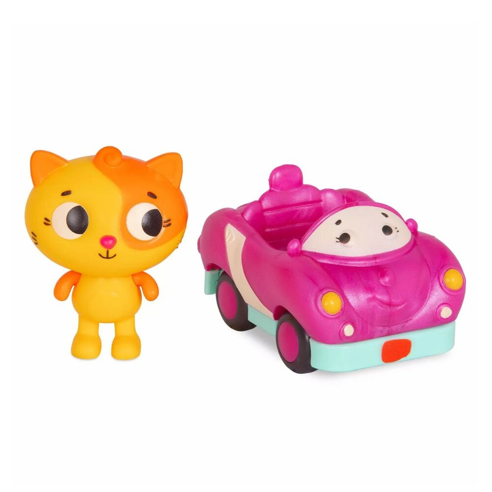Image of B Toys Lolo & bil (834da47d-814e-431f-989e-8751a7504869)
