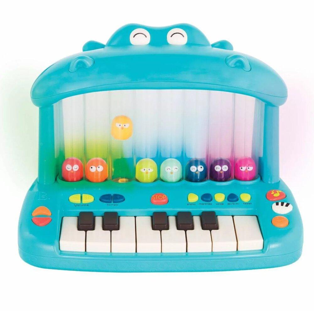Image of B Toys Flodhest klaver (df72c073-e5d3-4d0c-adbd-b11fda4dbafc)