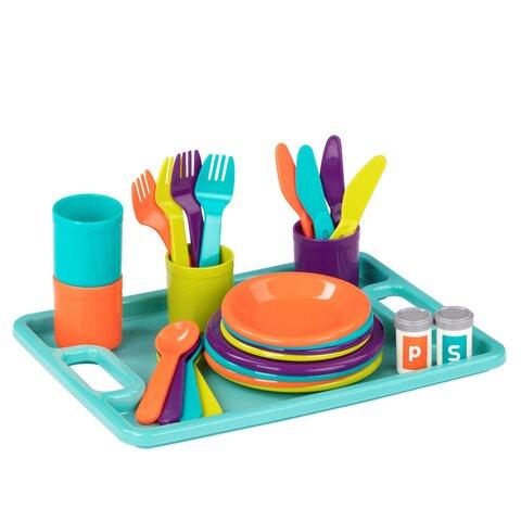 Middag for 4