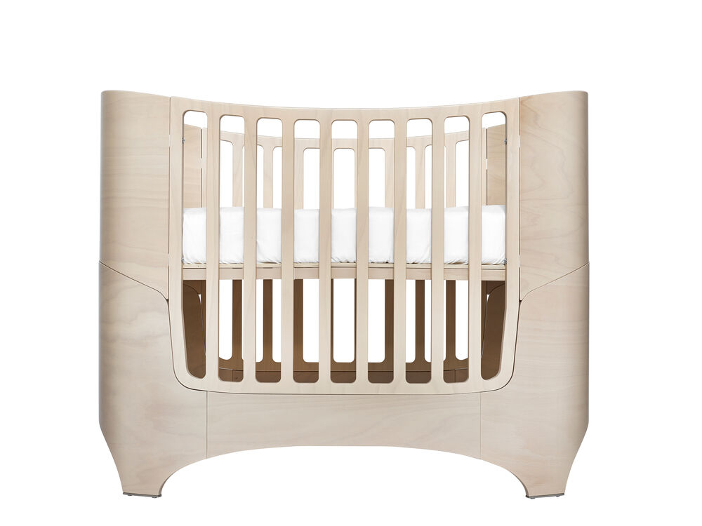 Image of Leander Classic™ Baby-Juniorseng - white wash (64bdb2eb-9d77-44fd-a5dd-574754f77f4e)