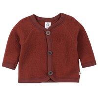 Woolly fleece jakke - 019143501
