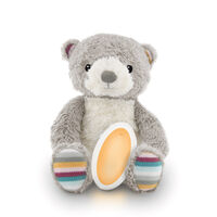 Bruno the bear - baby sleep shusher