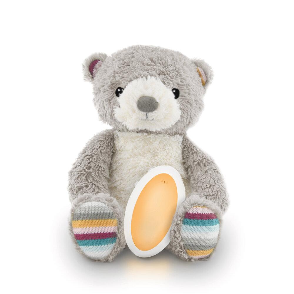 Image of ZAZU Bruno the bear - baby sleep shusher (cb5c58a0-9a29-4080-b428-69d7c53e4792)