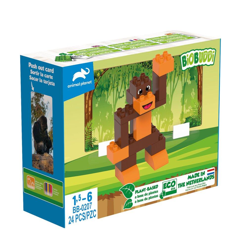 Image of BIOBUDDI Animal Planet Monkey (63ebf920-3f05-4705-8124-6789017dc1dd)