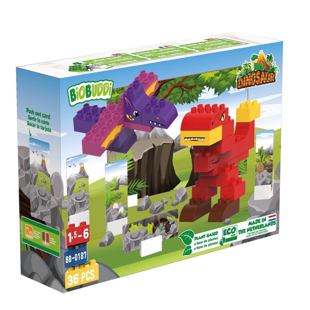 Image of BIOBUDDI Dino T-Rex (6682f314-c8d1-430d-8c65-f23f50da11a8)