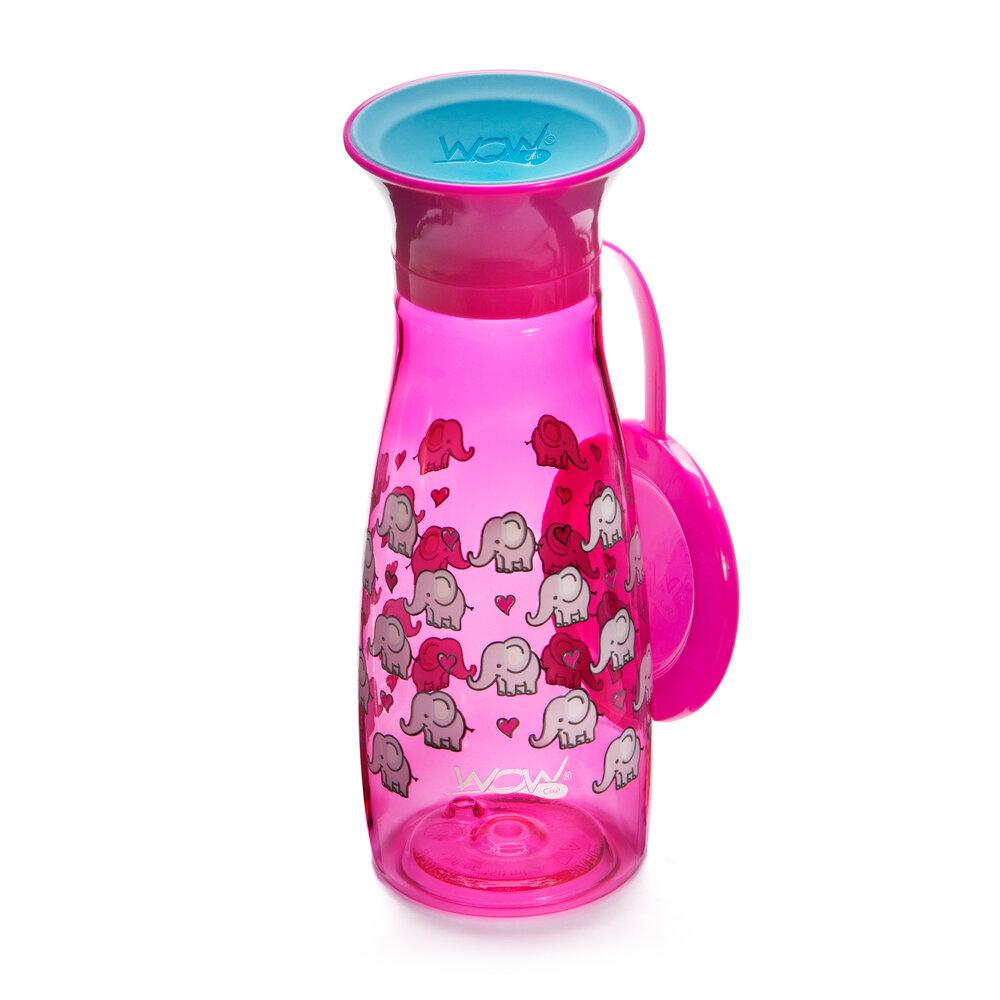 Image of WOW Kop Mini - Pink Elephants (fa2b6ddc-54e3-481b-849b-1b9c68d2ecbd)