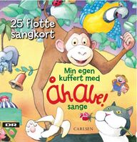 Min egen kuffert med Åh abe-sange