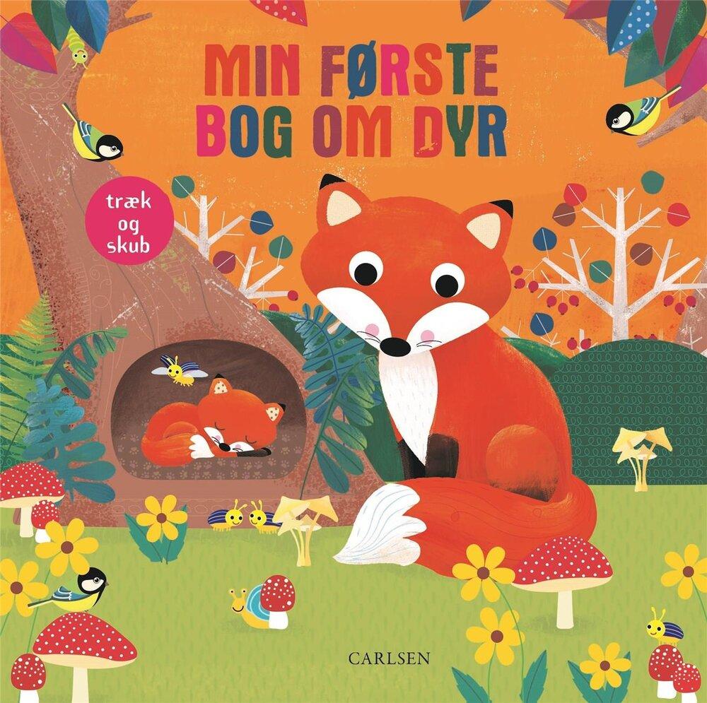 Image of Lindhardt og Ringhof Min første bog om dyr (træk og skub) (069094ad-4ba3-4207-abcb-47296904974f)