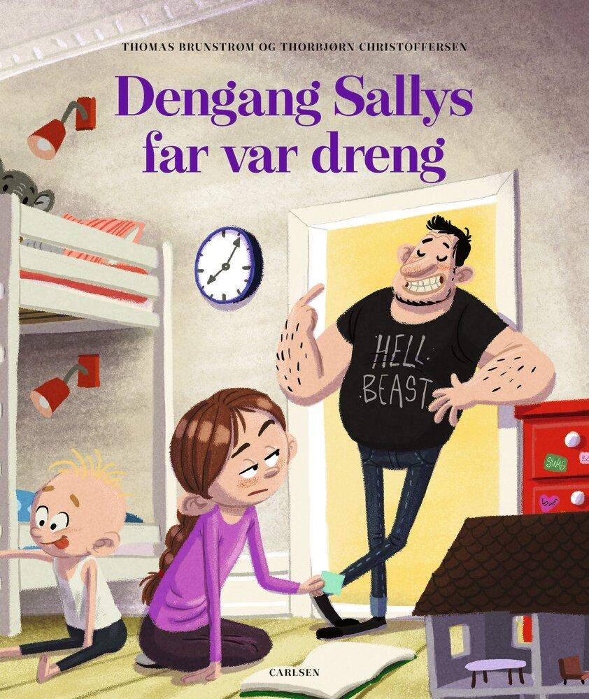 Image of Lindhardt og Ringhof Dengang Sallys far var dreng (82aae148-fbe4-4206-b180-d0b5c25b1d24)