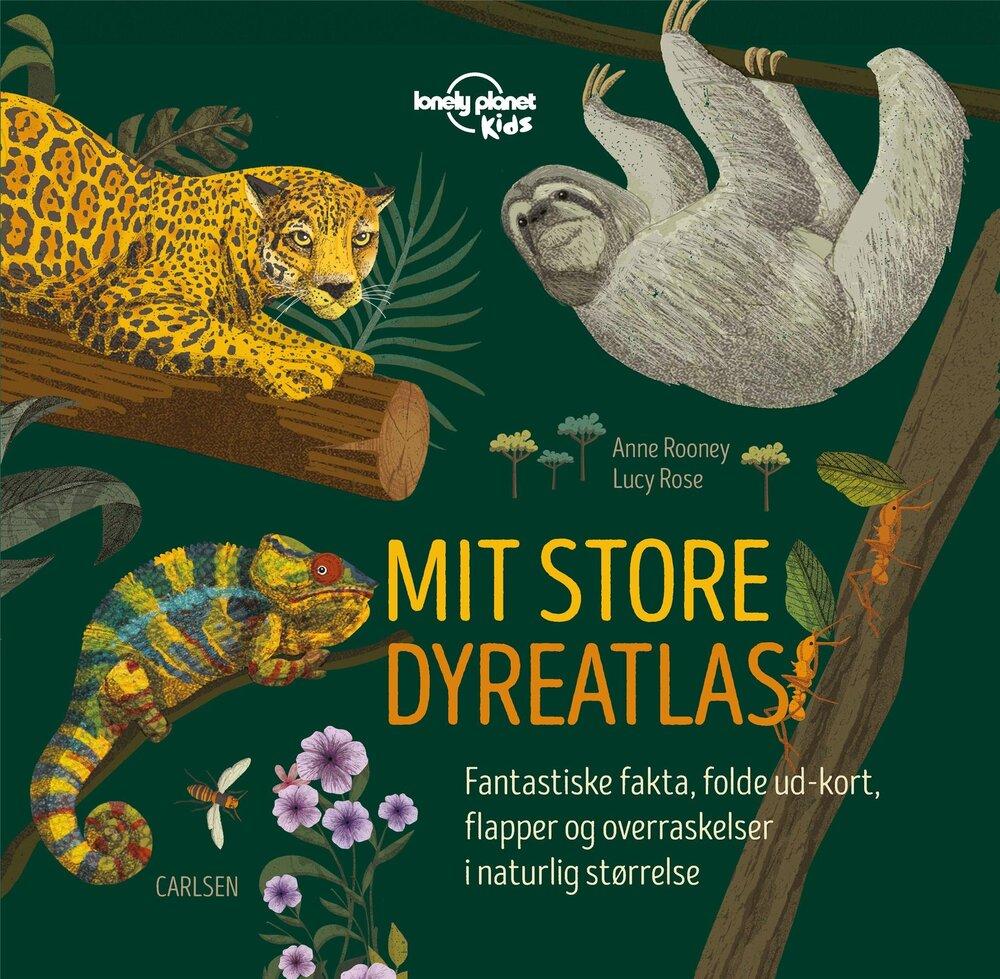 Image of Lindhardt og Ringhof Lonely Planet: Mit store dyreatlas (b9482797-2af1-4ee8-bd8c-683c06705895)
