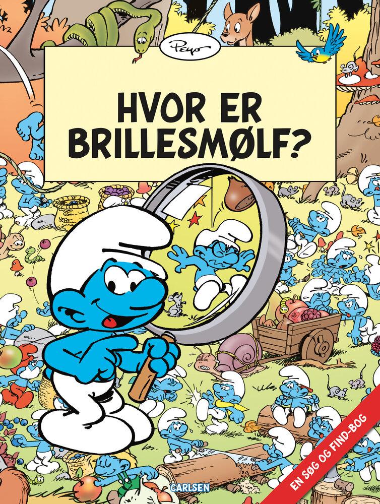 Image of Lindhardt og Ringhof Hvor er Brillesmølf? (31353571-8fef-4b10-a73e-e24ea7c7f565)