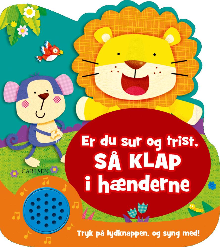 Image of Lindhardt og Ringhof Er du sur og trist, så klap… (8994ebe0-9fea-406e-b85b-cce147578f4e)
