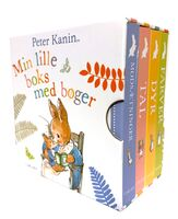 Peter Kanin: Min lille boks med bøger