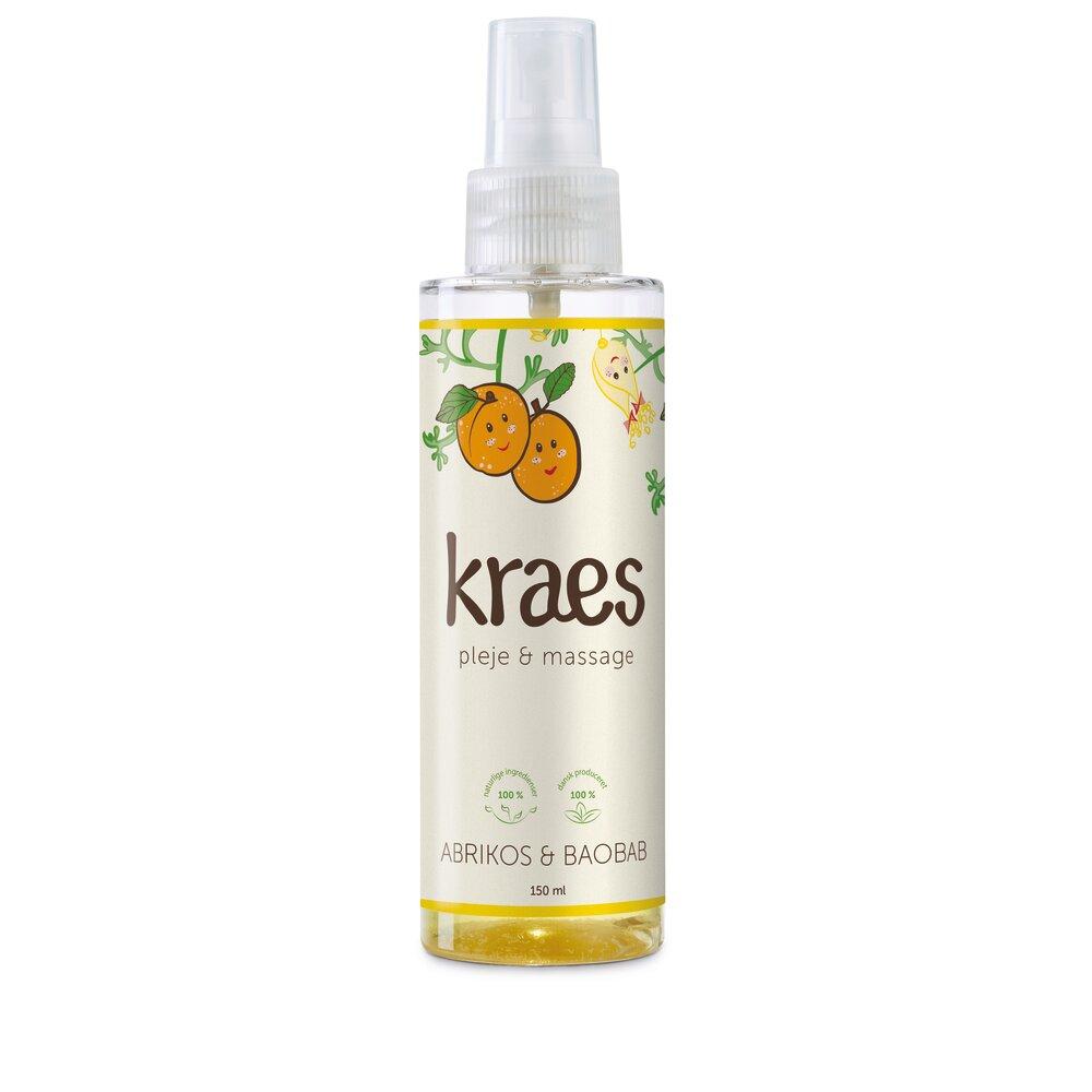 Image of Kraes Pleje & massage olie (c6eec46c-cc64-4f23-ad0d-d348514980fe)