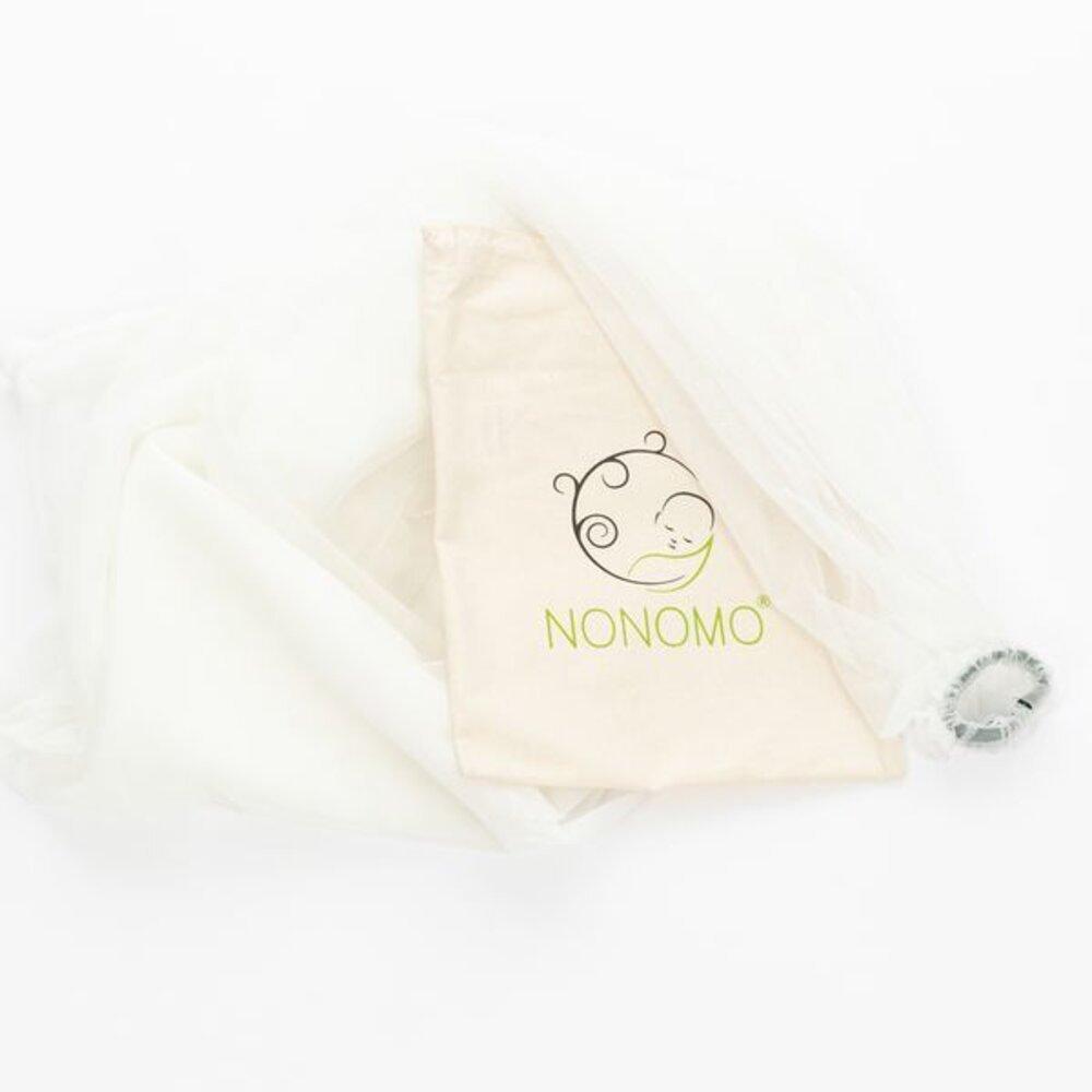 Image of NONOMO Myggenet til Slyngevugge hvid (cf536295-57e7-43d2-964e-832c42c7d7ee)