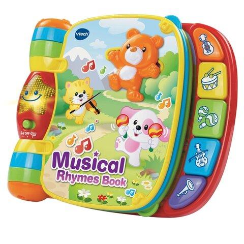 Musikbog med børnesange