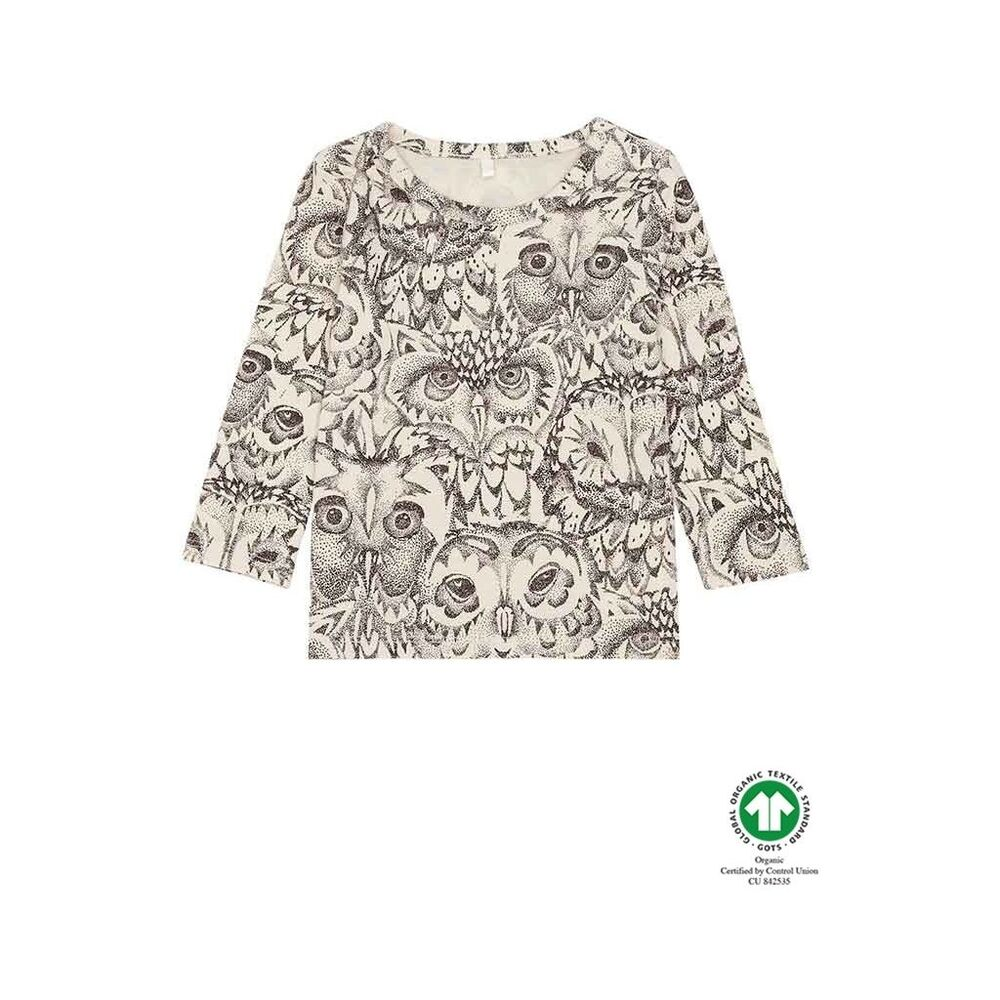 Image of Soft Gallery Baby Bella T-shirt - CREAM (794848c8-ffb7-4e4c-b15d-f827fd0f1775)