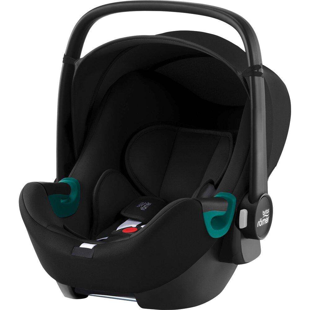 Image of Britax-Römer Baby-Safe 3 i-Size - space black (d91b6085-1161-4f79-a549-48ce45f57c2a)