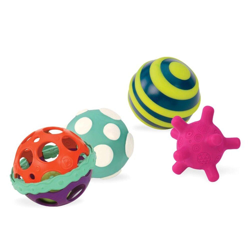 Image of B Toys Ball-a-balloos, boldsæt (e24c8c87-5662-4cbc-b8c0-e7968efba3da)