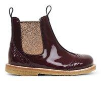 Støvlet med elastik - 8840