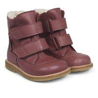 TEX-støvle med velcro lukning - 1578