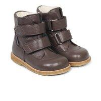 TEX-støvle med velcro lukning - 2523