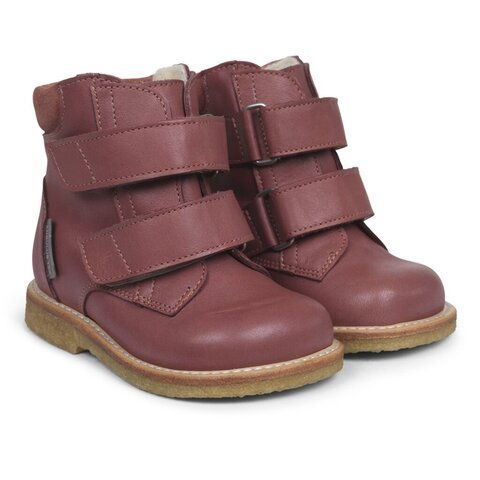Begynder Tex Støvle Med Velcro - 7207