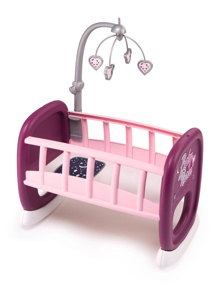 Image of Smoby Baby seng (ce52840f-3578-4c35-aa5c-3cb8df2370b0)