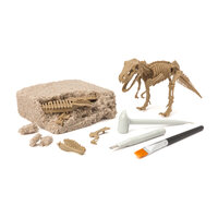 Dinosaur sæt - udgravning af T-rex