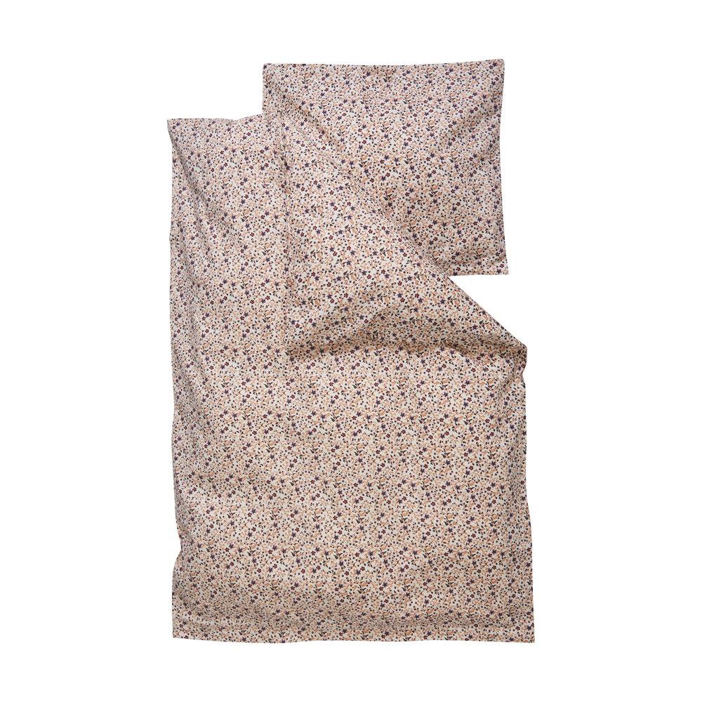 Image of BeKids Baby sengetøj, praline (5788874c-bcb8-4607-8ccc-11151328bfed)