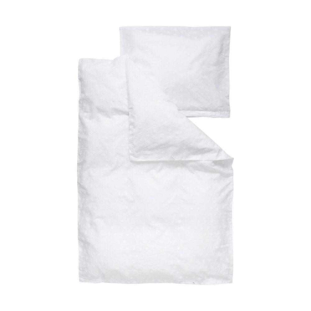 Image of BeKids Baby sengetøj, brilliant white (511030cd-806b-47b8-8867-e630fc06bef7)