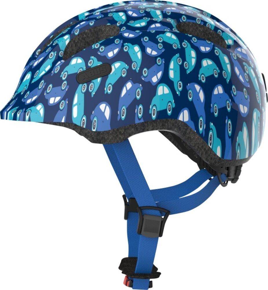 Image of Abus Hjelm Smiley 2.0, blue car S (ca363149-82b7-4c24-9715-1079b2733af1)