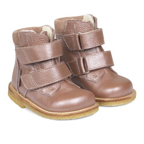 Begynder Tex Støvle Med Velcro - 8486