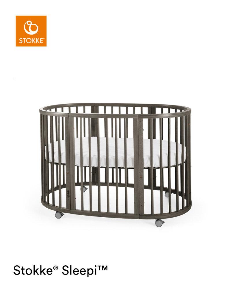 Image of Stokke® Sleepi™ Seng - Hazy Grey (4ff89619-45b9-42eb-a28a-67f9d7066b94)