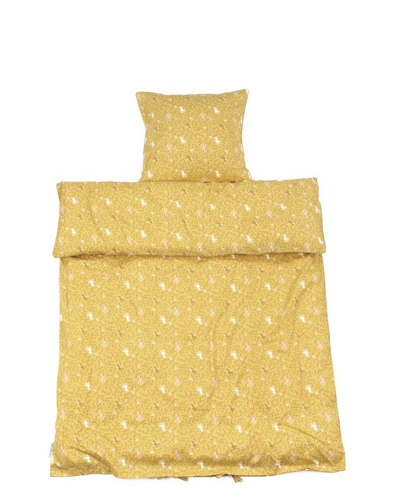 Image of Smallstuff Baby sengetøj karry (d0d0ff28-e1a8-4aa4-8468-961de6583313)