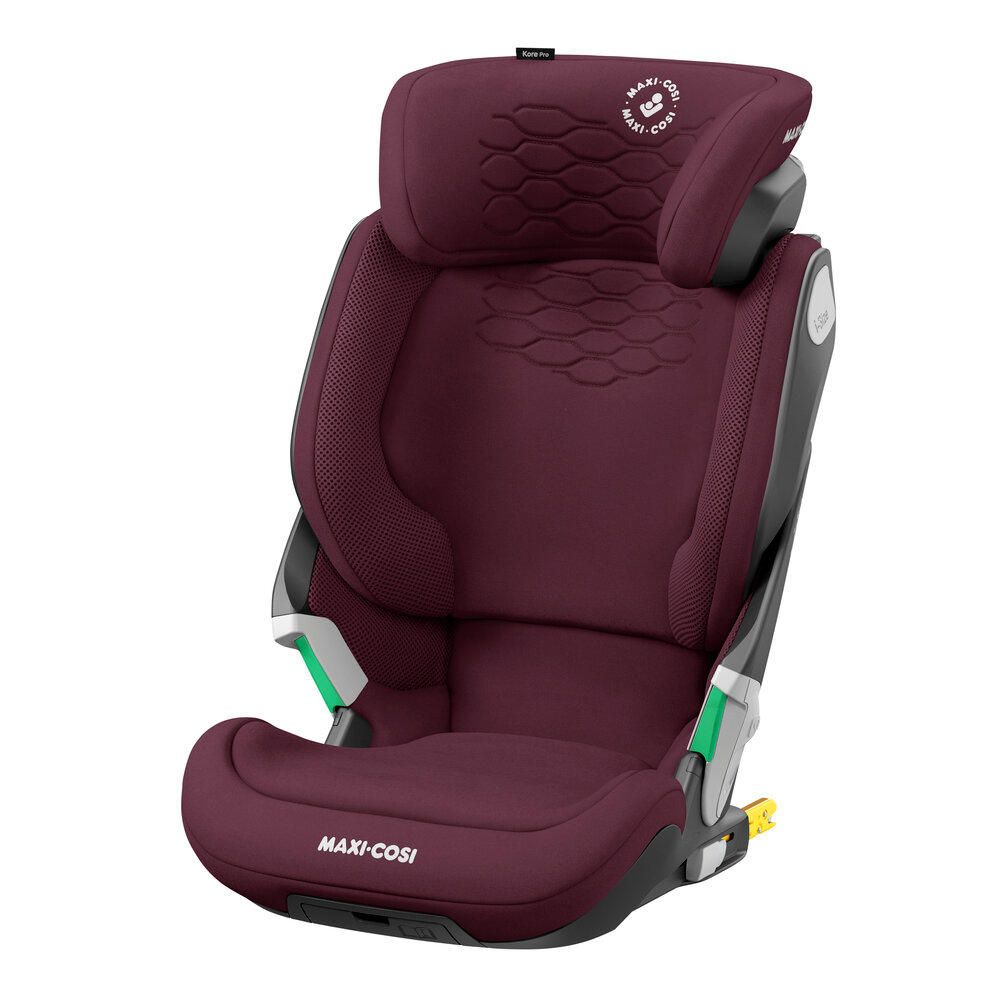 Image of Maxi-Cosi Kore PRO i-Size autostol, Authentic red (5072d085-efce-4629-a25a-1c46a5ee4fde)