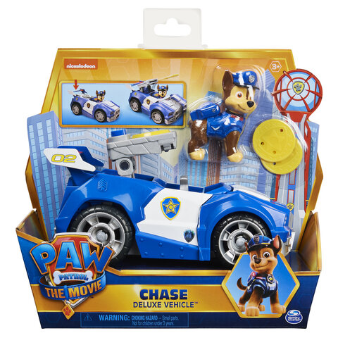 Paw Patrol Movie Themed Vehicles asst.