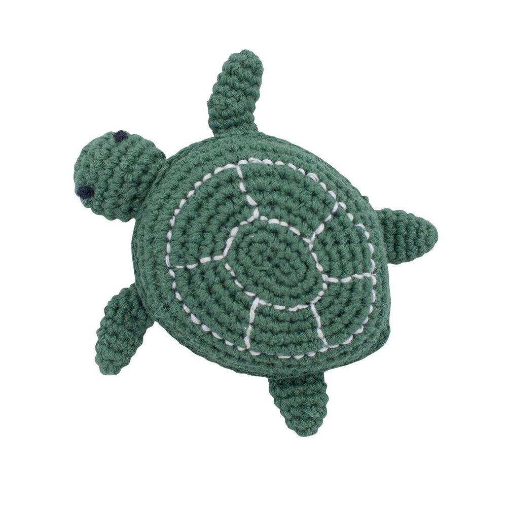 Sebra Rangle, skildpadden Trition, seaweed green