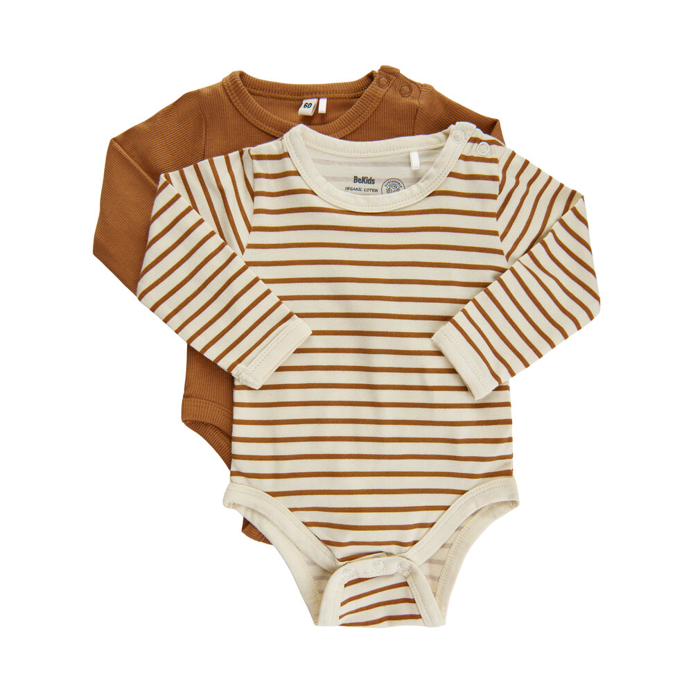 Image of BeKids 3for2 Body LS - (2pack) - 2040 (e1fc3fcd-32ac-455e-883c-08f828160a62)