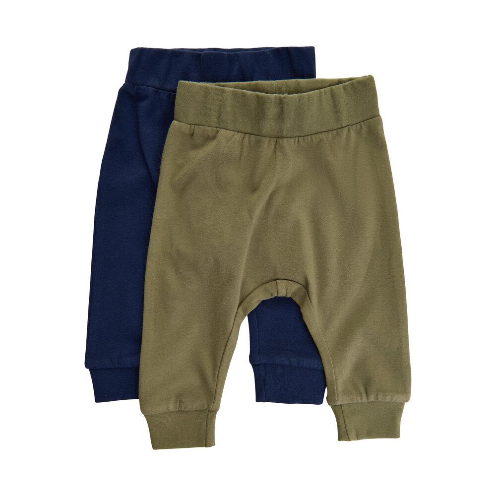 Image of BeKids 3for2 Baggy Pants - (2-pack) - 7018 (f20f71c7-84cb-4461-af67-edbe9fb87450)