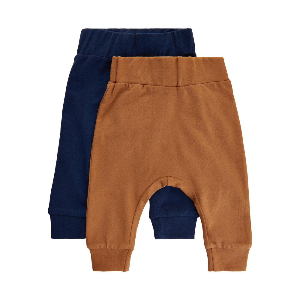 Image of BeKids 3for2 Baggy Pants - (2-pack) - 2040 (0c8be2e9-5e27-403e-becc-168b7addfcd0)