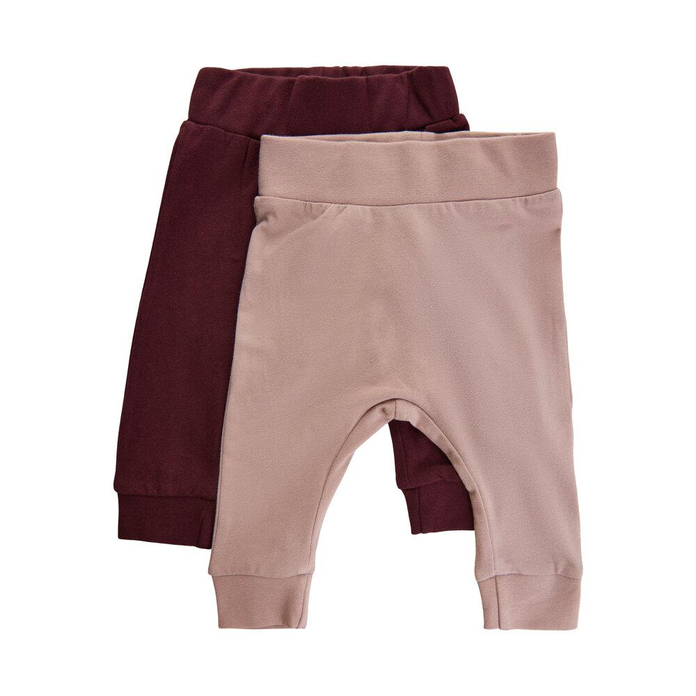 Image of BeKids 3for2 Baggy Pants - (2-pack) - 5707 (b1b6c106-d573-412d-b275-eaa361ae2072)