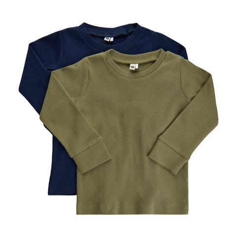 Bluse LS - (2pak.) - 7018